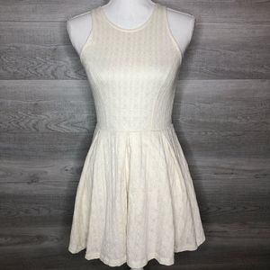 Cream Jessica Simpson Dress Size XS